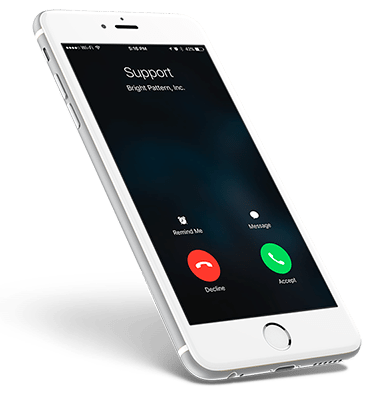 voice calls contact center software