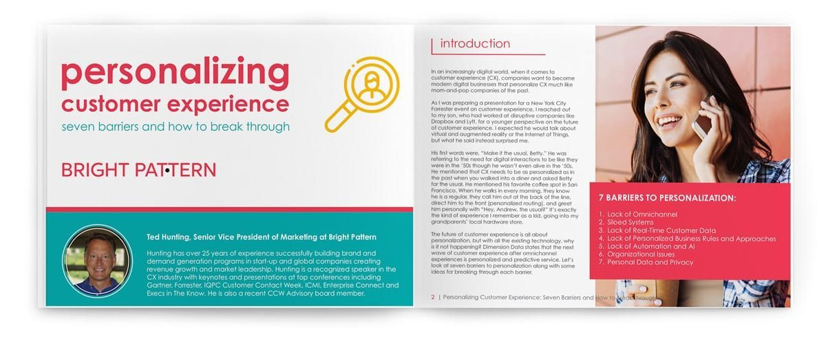 personalizing customer experience