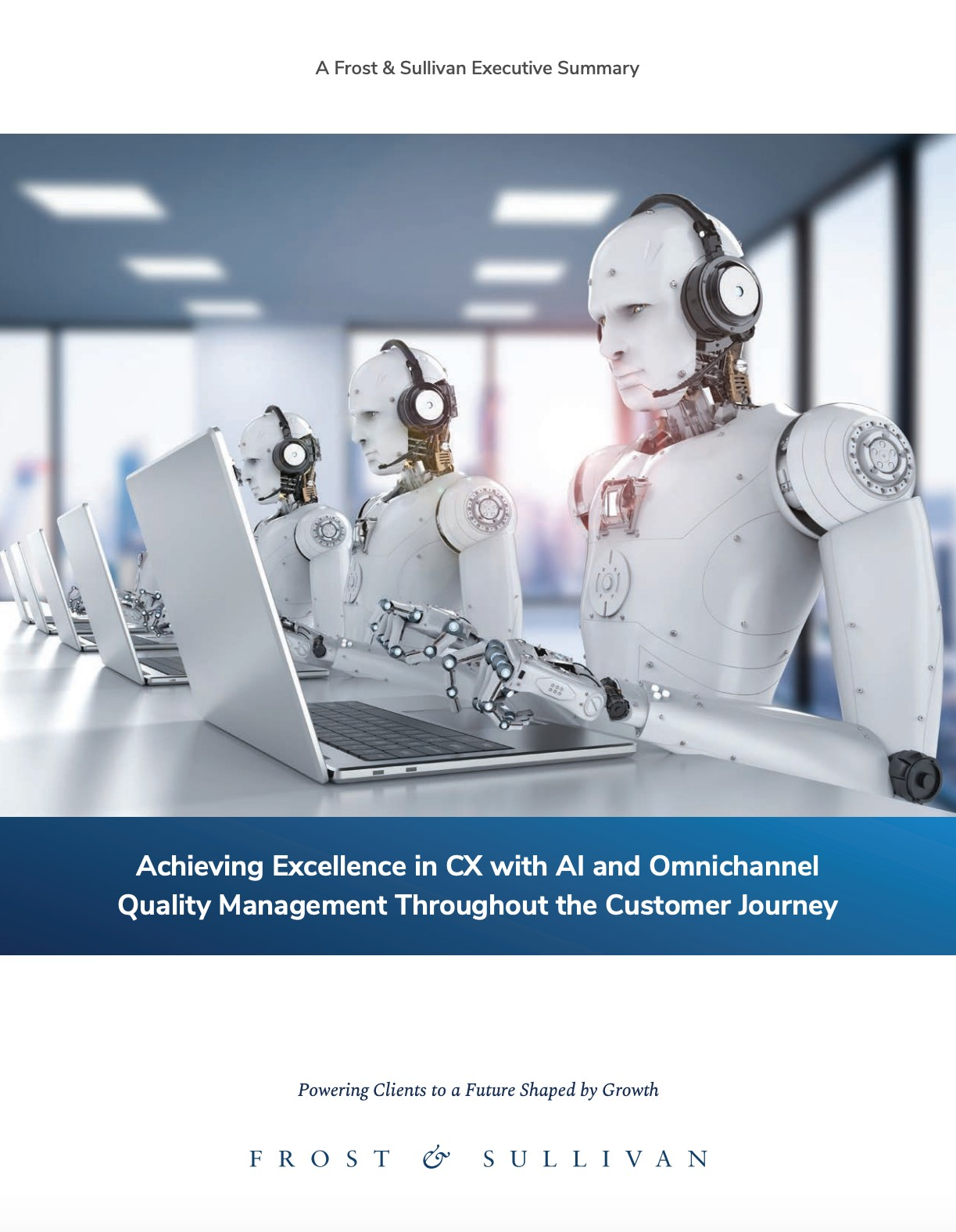 Excellence with AI and Omnichannel