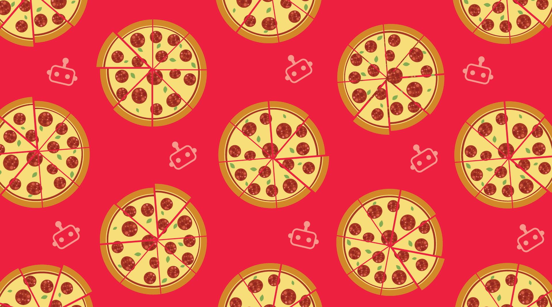 Hungry for Pizza? Deploy the Bots!